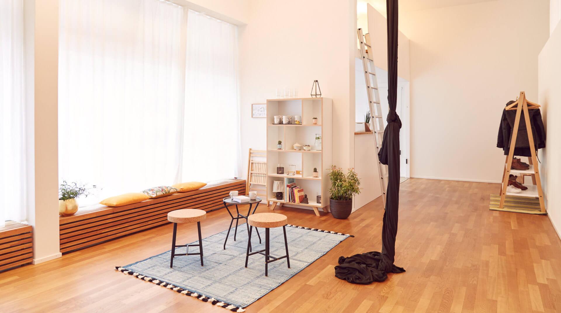 Bild vom STUDIO FAYO Eingangsbereich