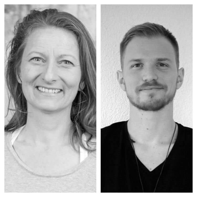 Erika und Yves Yogainstruktor Luzern Yoga