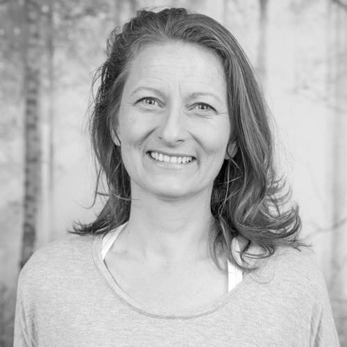 Erika Thürig Portrait
