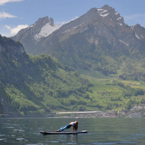 SUP Yoga Luzern